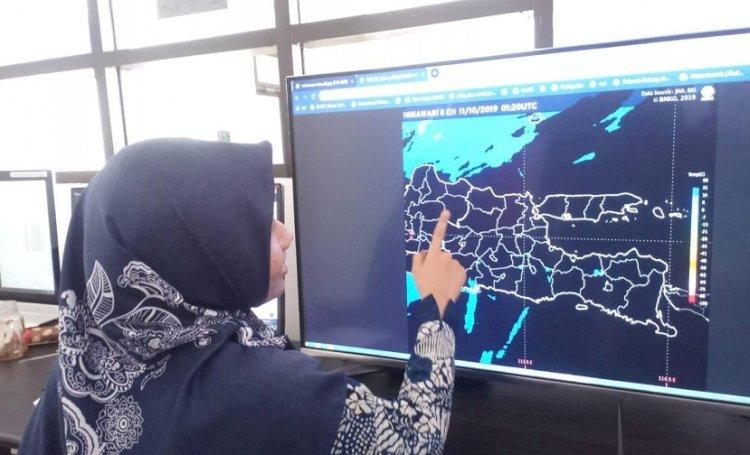 BMKG Tuban Imbau Warga Waspada, Diprediksi Ada Gelombang Tinggi dan Hujan Lebat