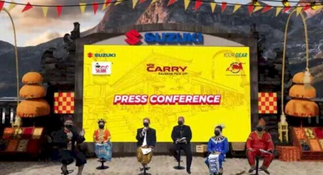 New Carry Pick Up Targetkan 350 Unit di Jatim
