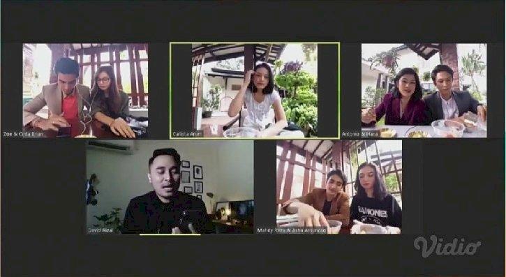3xtraOrdinary Meet and Greet 'Buku Harian Seorang Istri'via Vidio Seru